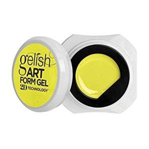 Art Form Gel Essential Yellow 5g. marca Gelish®