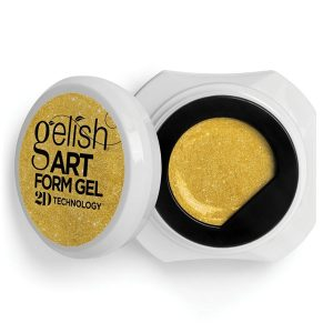 Art Form Gel Shimmer Gold 5g marca Gelish®