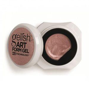 Art Form Gel Rose Gold 5g. marca Gelish®