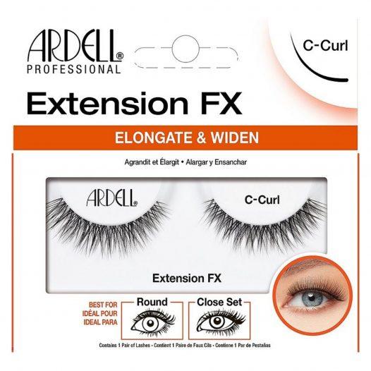 Pestañas Extension FX C-Curl marca Ardell