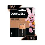 Bateria DURACELL REGULAR 9V