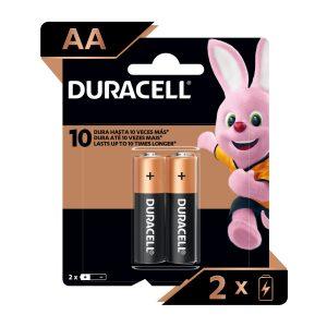 Bateria DURACELL REGULAR Blister AA (2 und)