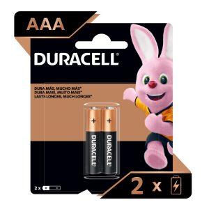 Bateria DURACELL REGULAR Blister AAA (2 und)