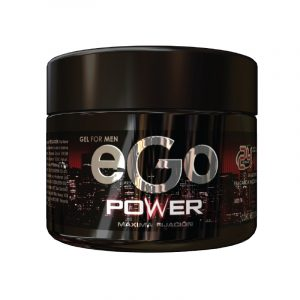 Gelatina para pelo EGO GEL POWER (200ml X 6und)