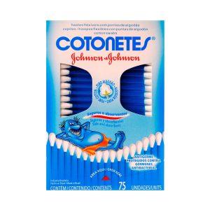 Hisopos en caja COTONETES 150 und