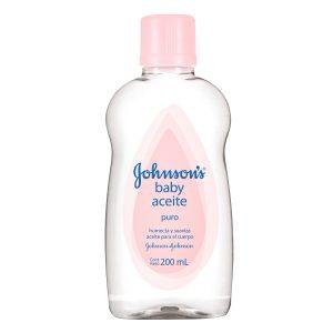 Aceite para bebe JOHNSON BABY original 200ml
