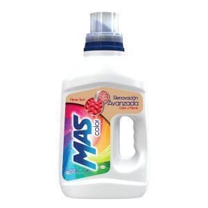 Detergente Liquido más Color 2L marca Mas Color