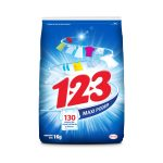 Detergente 1Kg marca 123