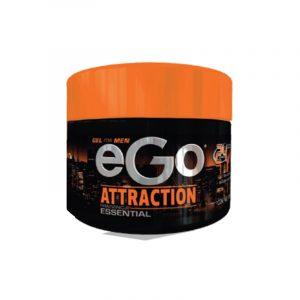 Gelatina para pelo EGO GL ATTRAC de 110ml - Caja de 4 Bolsas de 6 Unidades (24 unidades)