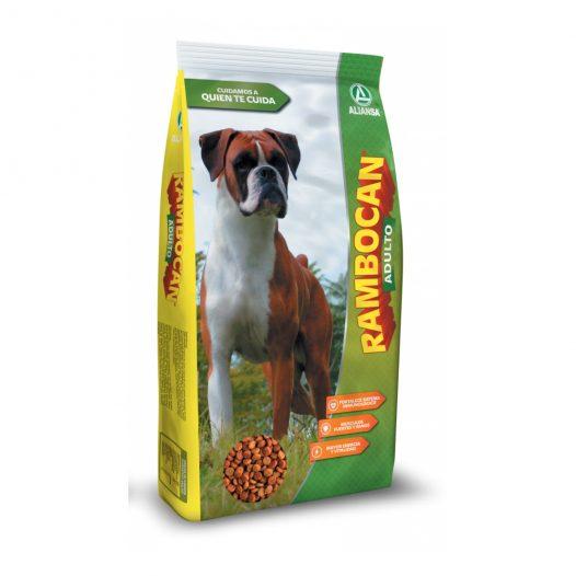 Comida para perro RAMBOCAN adulto 8.8 Lb