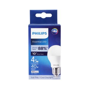 Foco led Essential luz blanca 4.5W/40W marca PHILIPS
