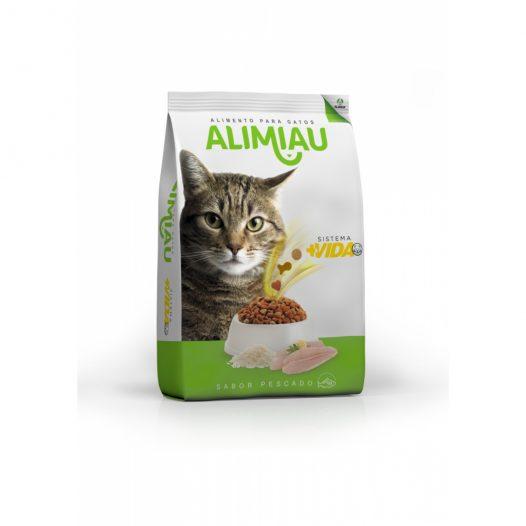Comida para gato ALIMIAU adulto 3.3 Lb