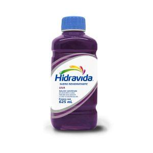 Suero Oral sabor uva 625ml HIDRAVIDA