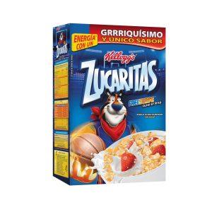 Zucaritas KELLOGGS 260g