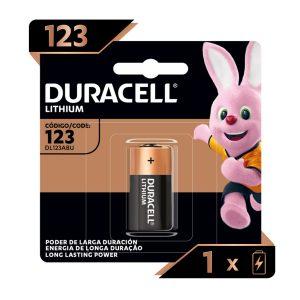 Bateria DURACELL SPECIALBAT 123