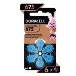 Bateria DURACELL SPECIALBAT 675 (6 und)