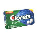 Goma de mascar CLORETS glacier mints  (22.5g X 9pq)