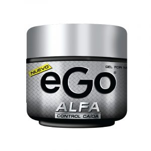 Gelatina para pelo EGO GEL CONTROL CAIDA ALFA (110ml X 6und X 4bs)