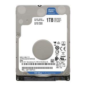 Disco Duro Interno para Laptop Western Digital Blue 1TB 2.5""