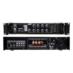 Amplificador De Instalacion Resonanz Ria8750usb