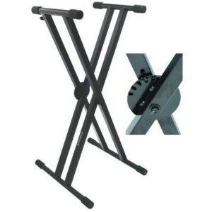 Pedestal para Teclado Tmp Ks7291 P/Doble
