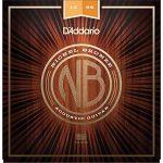 Juego de Cuerdas para Guitarra Electroacustica D Addario Nb1256