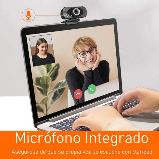 Imilab-Xiaomi Cámara Web 1080p USB
