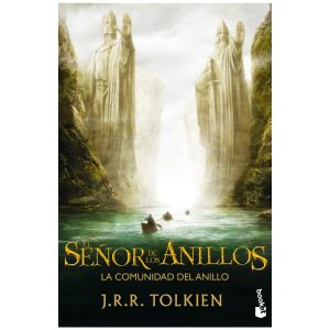 El  señor de los anillos - La comunidad del anillo - J Tolkien