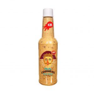 Salsa picante chile cobanero 150g marca KIB