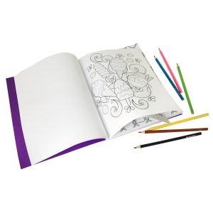 Libro para colorear - Creativo marca Mis Pasitos