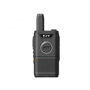 Radio Intercomunicador marca YJT con alcance de hasta 3 KM