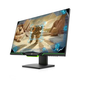 "Monitor Gaming HP 27x 1920x1080 1ms 27"" 144Hz con salida HDMI y DisplayPort"