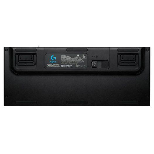 Teclado Gaming RGB Inalámbrico en Ingles G915 TKL marca Logitech