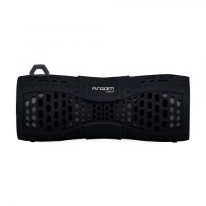 Bocina Bluetooth Argom Vertigo Waterproof Negro