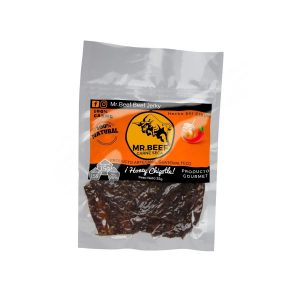 "Carne Seca Mr.Beef Jerky 25g Sabor ""Honey Chipotle"""