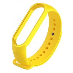 Pulsera para Xiaomi Mi Band 5 Color Amarillo