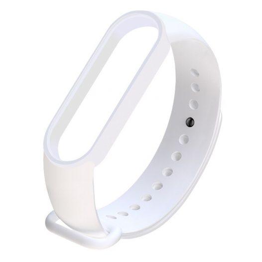 Pulsera para Xiaomi Mi Band 5 Color Blanco