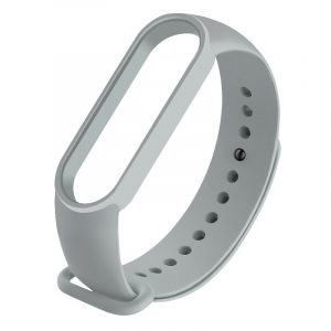 Pulsera para Xiaomi Mi Band 5 Color Gris