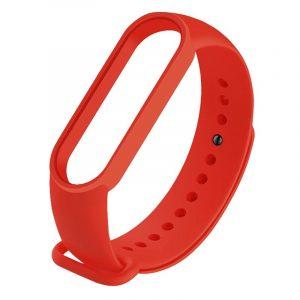Pulsera para Xiaomi Mi Band 5 Color Rojo