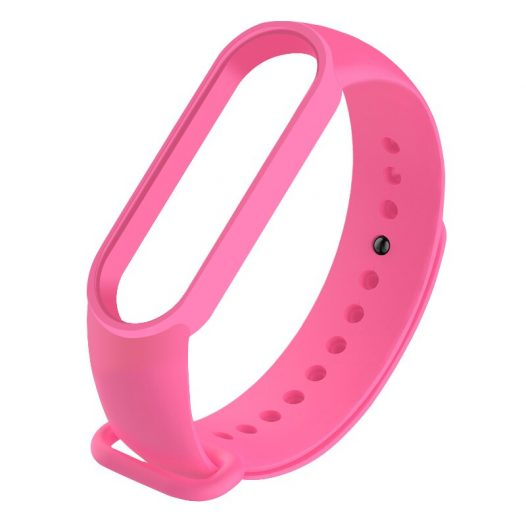 Pulsera para Xiaomi Mi Band 5 Color Rosada
