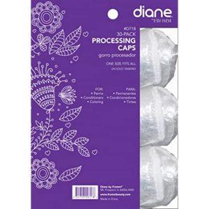 Gorras Desechables 30 Unidades marca Diane