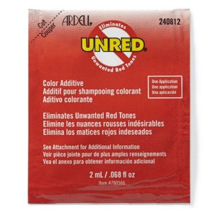 Aditivo colorante UnRed Sobre marca Ardell