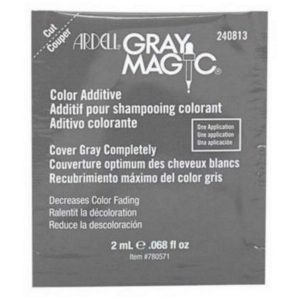 Aditivo colorante Gray Magic Sobre marca Ardell