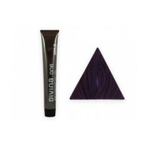 Tinte para el cabello  Mixer 0.20 Amatista marca Eva Professional