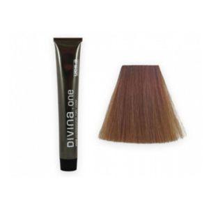 Tinte para el cabello 7.3 Rubio Olimpo marca Eva Professional