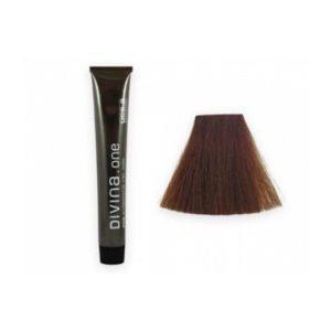 Tinte para el cabello 7.3+ Rubio Olimpo Pelo Canado marca Eva Professional