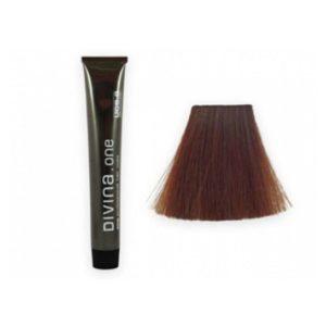 Tinte para el cabello 7.35 Marron Irlandes Calido marca Eva Professional