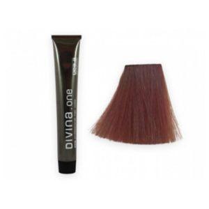 Tinte para el cabello 7.23 Marron Capuccino marca Eva Professional