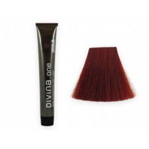 Tinte para el cabello 6.4+ Cobrizo Malta Pelo Canado marca Eva Professional