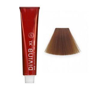 Tinte para el cabello 7.3 Rubio Dorado marca Eva Professional